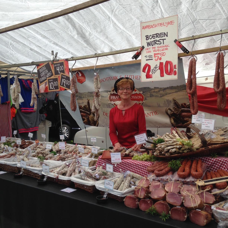 Jose op de franse markt
